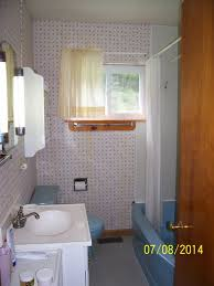 how to redo a bathroom sink mid century blue bathroom sink toilet and tub real american dazzling