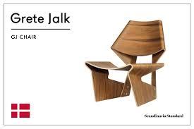 six classic scandinavian mid century modern chairs arne norell
