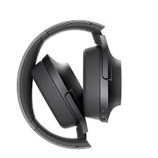 amazon com sony h ear on wireless noise cancelling headphone