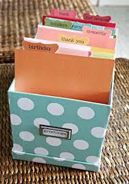 best 25 greeting card organizer ideas on card