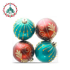 inhoo 2017 tree decoration ornaments pendant