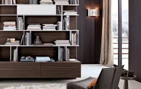 contemporary bookshelves decor u2014 novalinea bagni interior simple