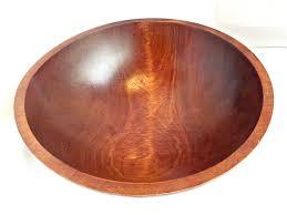 Fruit Bowls by Baribocraft Wood Bowl Wooden Salad Bowl Wood Fruit Bowl