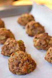 thanksgiving balls recipe thanksgiving