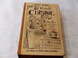 livre de cuisine ancien ancien livre de cuisine de famille tante a taride 1934 for