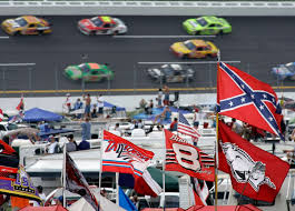 Rebel Flags Images Nascar Asks Fans To Put Away Confederate Flags The New York Times