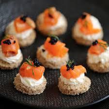 recette canapé apéritif facile toast saumon fumé et carré frais une recette d apéritif facile