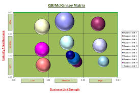 Strategic Planning Template Excel General Electric Ge Mckinsey Capability Strategic Planning Matrix