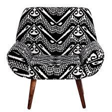 Ikat Armchair Ikat Chair With Fairtrade Fabric Despoke
