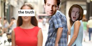 X Files Meme - x files meme distracted boyfriend by porgo0 on deviantart
