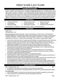 Automotive Resume Examples by Automotive Engineer Resume Template Premium Resume Samples U0026 Example