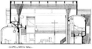 rudolph u0027s cannon chapel sketch
