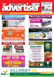 killarney advertiser january 6th 2017 by killarney advertiser issuu