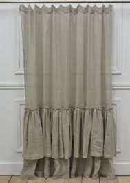 Shabby Chic Curtains For Sale by Shabby Chic Shower Curtain Vintage Crochet Vintage Tweed Vintage