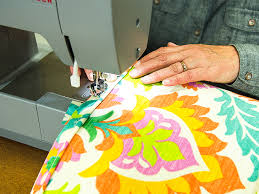 How To Sew Piping For Upholstery How To Make A Lumbar Pillow With Piping Sailrite