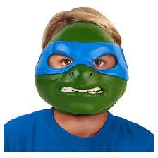 Leonardo Ninja Turtle Halloween Costume Teenage Mutant Ninja Turtles Leonardo Movie Mask Target