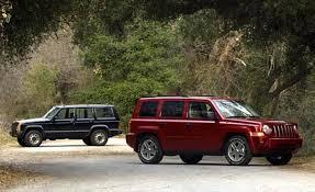 2007 jeep review 2007 jeep patriot sport 4x4 take road test reviews car