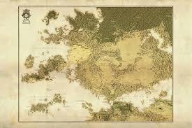 Blank Fantasy World Map by Arden Mapp 2011 By Schwarzkreuz On Deviantart