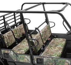 Realtree Bench Seat Covers 2018 Mule Pro Fxt Eps Camo Seat Cover Realtree Xtra Green