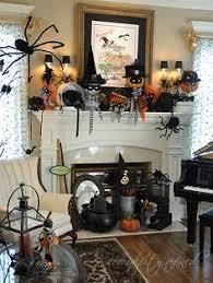 20 Elegant Halloween Decorating Ideas 40 Spooktacular Halloween Mantel Decorating Ideas Spooky