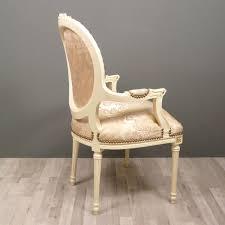 fauteuil louis xvi pas cher chaise medaillon pas cher occasion collection et fauteuil