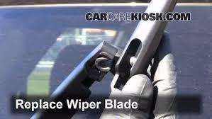 hyundai tucson rear wiper blade rear wiper blade change hyundai santa fe 2013 2016 2013