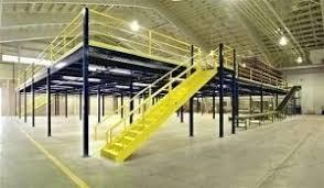 Warehouse Mezzanine Systems U0026 Platforms Kabtech Corp
