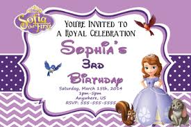 princess sofia birthday water bottle labels