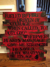 Gifts For Your Wife The Perfect Gift For Any Firefighter Display With Pride Your Name