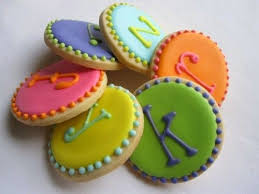 7 best cookies letters u0026 numbers images on pinterest cookie