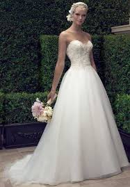 strapless wedding dresses - Strapless Wedding Gowns