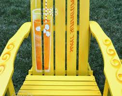 patio pergola adirondack chairs tree shop wonderful