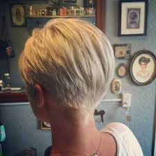 side view of blended wedge haircut nice grow out t br pixie hair pinterest pixies