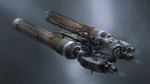 concept ships the eudora from dead space 3 by jehan choo