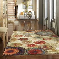 Area Rugs That Don T Shed by Caravan Medallion Area Rug Walmart Com