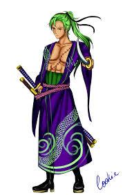 samurai halloween costume commission samurai zoro by crazycookiemaniac on deviantart