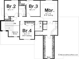 modern style garage plan advanced house plans search 29243