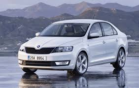 skoda rapid small czech u0027s specs released photos 1 of 17