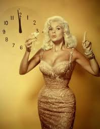 measurements of jayne mansfield are perfect example of hourglass type