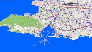 Split by City Maps Split