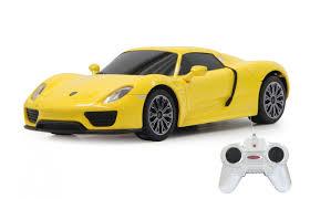 Porsche Macan Yellow - porsche 918 spyder 1 24 yellow jamara shop