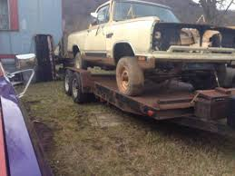 1986 dodge ram parts 1986 dodge power ram w150 4x4 parts or project truck no running