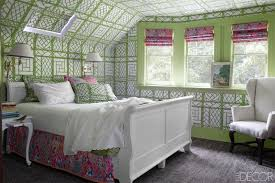 Wallpaper Design Ideas For Bedrooms Best Green Rooms Green Paint Colors And Decor Ideas