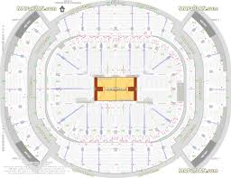 Pepsi Center Seating Map Popular 199 List Staples Center Map