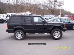 rhino jeep cherokee 1999 jeep cherokee specs and photos strongauto