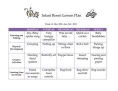 lesson plan template gelds infant lesson plan suggestions infant lesson plans infant and