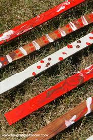 aboriginal clapping sticks australia day sticks and australia