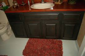 black distressed kitchen cabinets how to paint dark gray