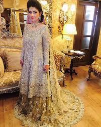 New Pakistani Bridal Dresses Collection 2017 Dresses Khazana Photo Collection Latest Pakistani Bridle Dress