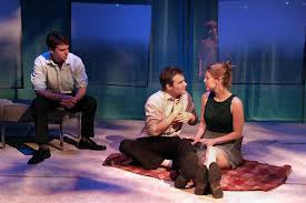 los angeles theater review flowers for algernon deaf west